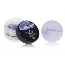 Минеральные тени для век тон 2426 Violet (мерцающие)