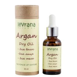 Сухое масло аргании  Levrana