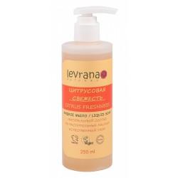 Натуральное жидкое мыло «Цитрусовая свежесть»