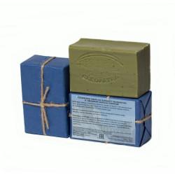 Мыло оливковое с экстрактом и эфирным маслом  лаванды