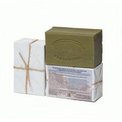 Мыло оливковое с эфирным маслом и экстрактом жасмина