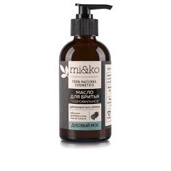 Гидрофильное масло для бритья «Дубовый мох»