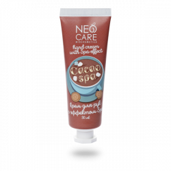 """Крем для рук """"Cacao SPA"""", с эффектом SPA"""