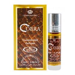 Масляные духи Cobra  6 мл