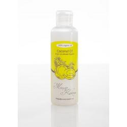 Кокосовое масло девственное (нерафинированное) 100мл